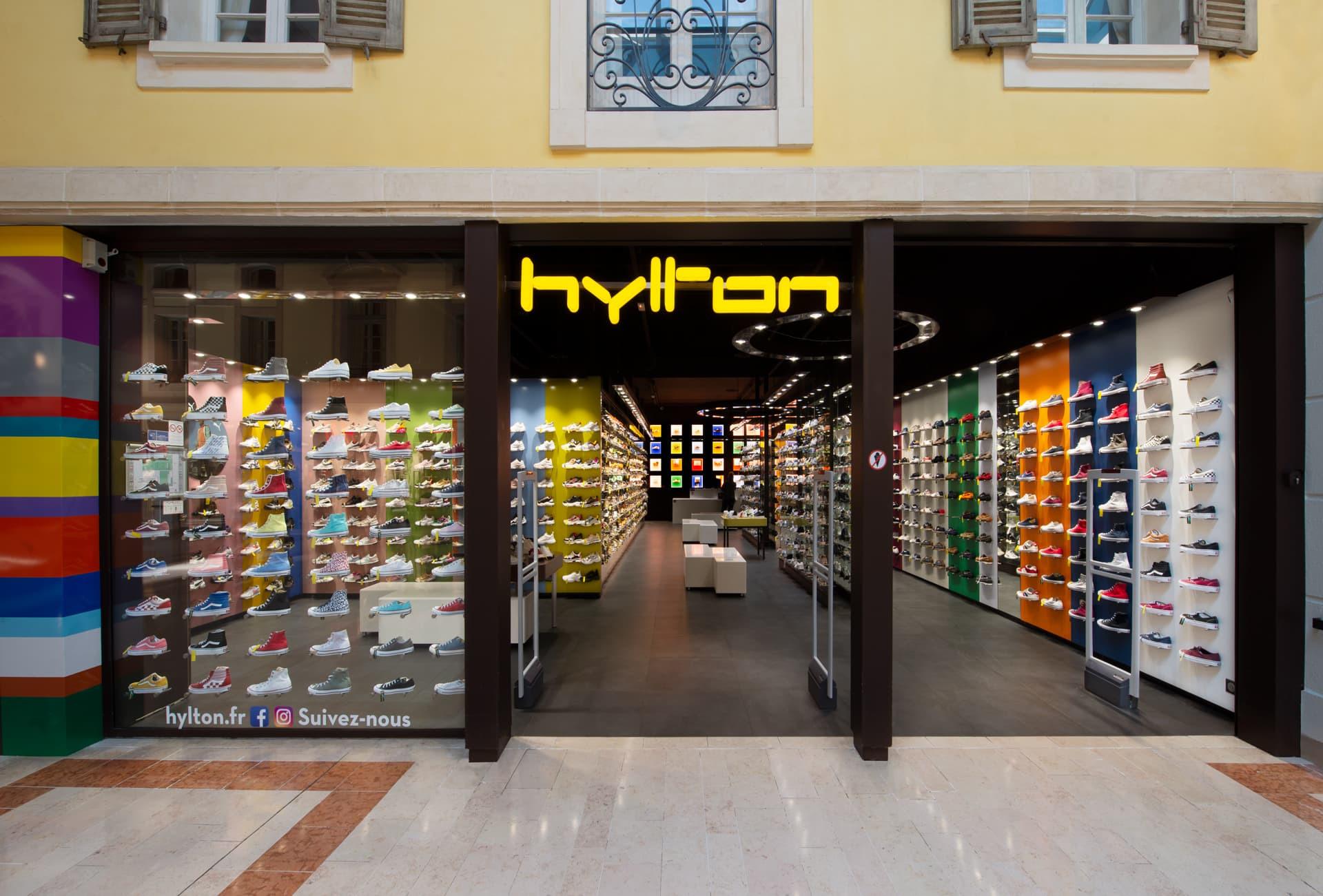 Hylton Avignon